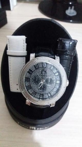 Relogio Luxo Diamante