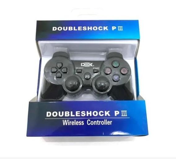 Controle Joystick S/fio Bluetooth Dualshock Ps3 Xc-03 Oferta