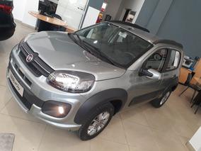 Fiat Uno Nuevo Way 0km 2018 Contado Entrega Inmediata #ca1