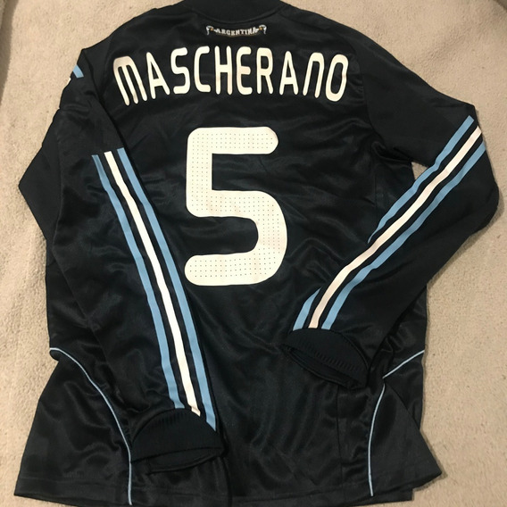 Camiseta Seleccion Argentina Afa Utileria Macherano Envios