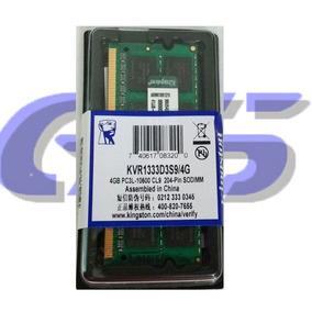 Memória Kingston Ddr3l 1333mhz 4gb Note/mac Low Voltage