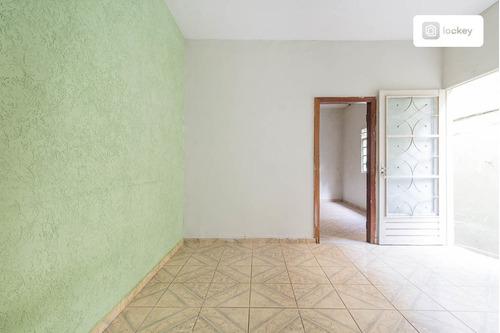 Imagem 1 de 11 de Aluguel De Casa Com 40m² E 2 Quartos - 2491