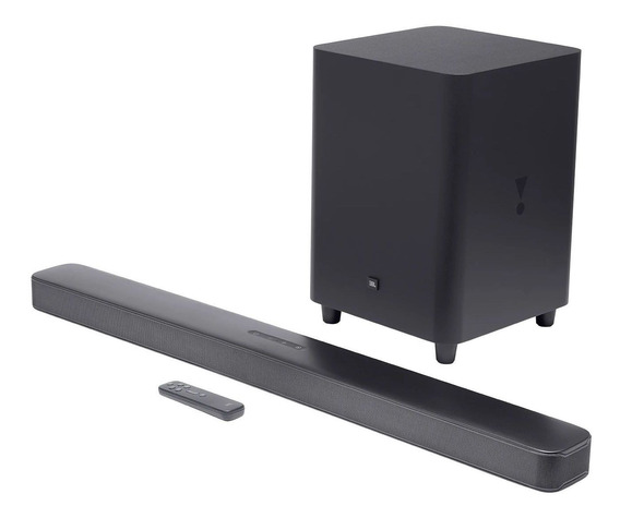 Soundbar Jbl 5.1 Surround Tecnologia Multibeam 325w Rms
