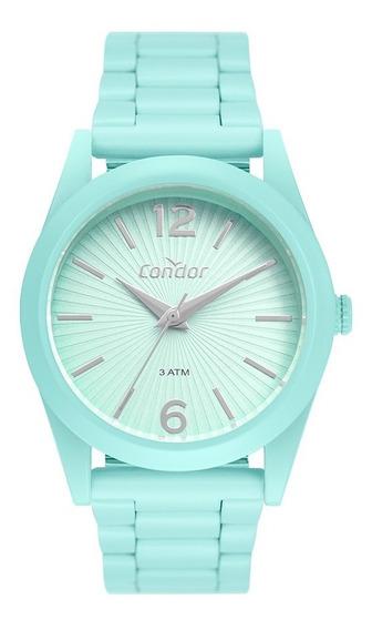 Relógio Condor Original Feminino Co2035muu/8v Nota Fiscal