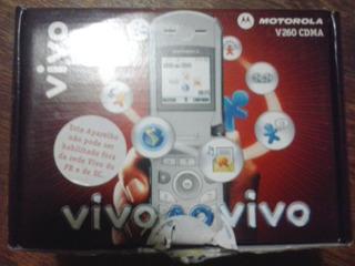Celular Motorola V260 Cdma
