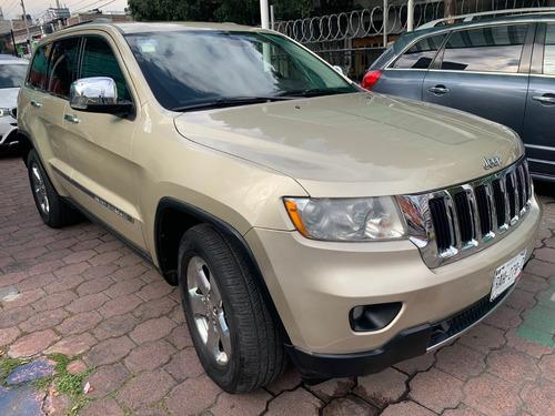 Imagen 1 de 13 de Jeep Grand Cherokee Limited Premium 2011