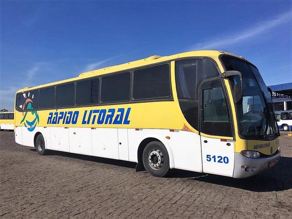 Scania K-310 Marcopolo Viaggio C/ Ar Condicionado E Banheiro