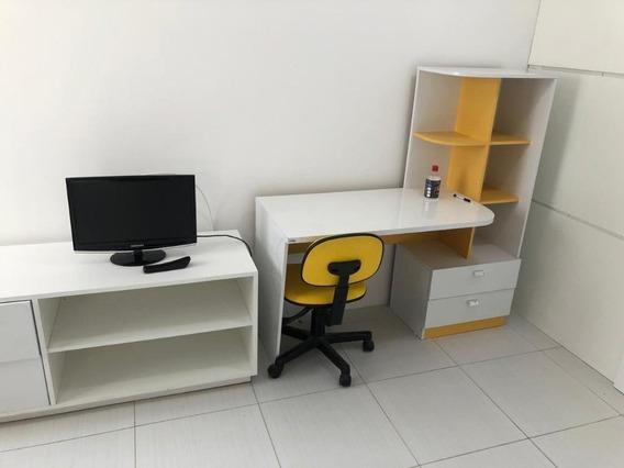 Flat Em Boa Viagem, Recife/pe De 35m² 1 Quartos Para Locação R$ 1.800,00/mes - Fl532905