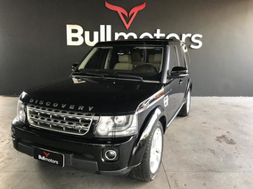 Land Rover Discovery 4 3.0 Hse 2014