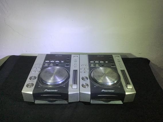 Pioneer Cdj200 Par (dj/cd/mp3 Player)