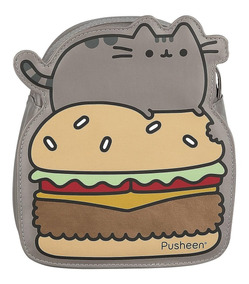 Bolsa Pusheen Con Hamburguesa Crossbody 100% Original