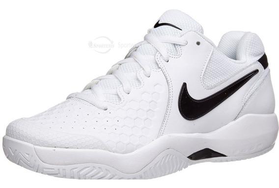 Tenis Nike Air Zoom Resistance Blanco Tenis,padel