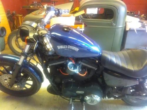 Imagen 1 de 6 de Harley Davidson Sportster 883r