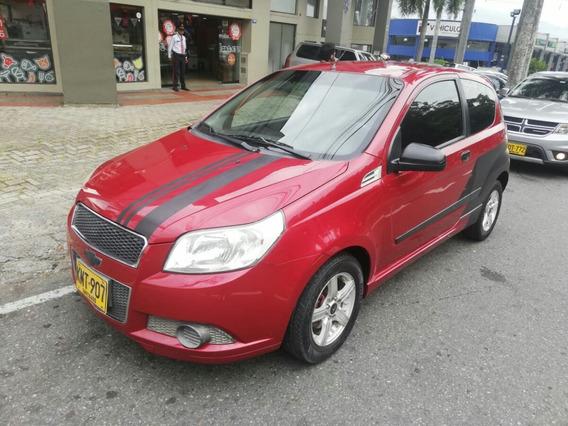 Chevrolet Aveo Emotion 2012 3ptas
