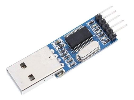 Conversor Usb - Serial Ttl - Pl2303hx