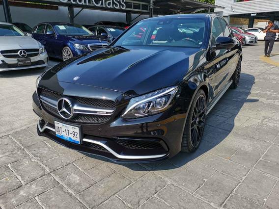 Mercedes-benz Clase C63 S 2017