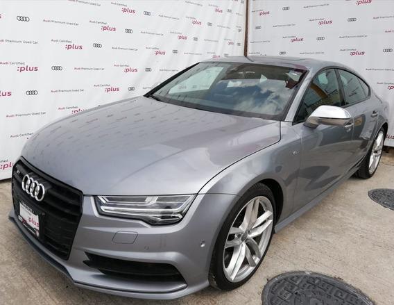 Audi A7 2016 4.0 V8 S7 Quattro S-tronic At