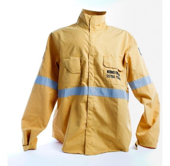 Camisa Forestal Para Combate En Incendios