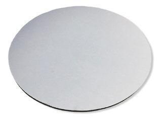 Mouse Pad Sublimable Premium Redondo Antideslizante 5 Unid.