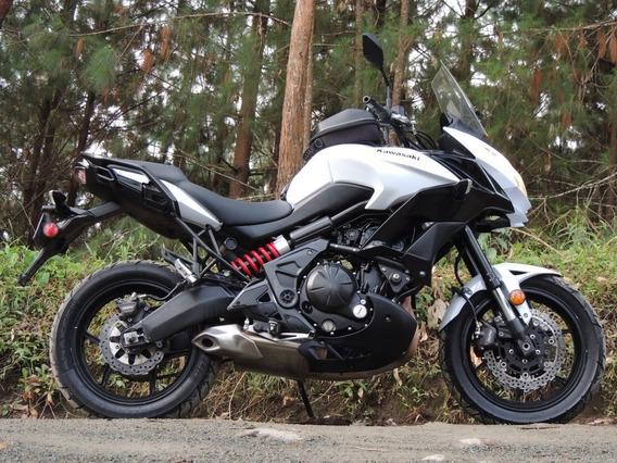 Kawasaki Versys 650 - 2015 Blanca