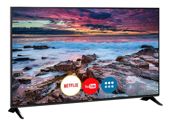 Smart Tv Panasonic 49 Led Ultra Hd 4k Tc-49fx600b