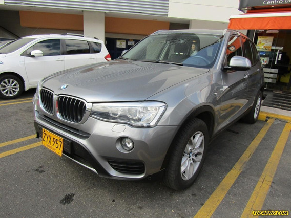 Bmw X3 Xdrive20i 2.0 At