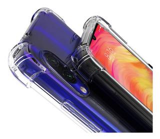 Capinha Anti Impacto Xiaomi Redmi Note 7 + Película Flexgel