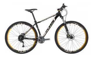 Bicicleta Khs 29 Toda Shimano, Hidráulico, Semi Nova!