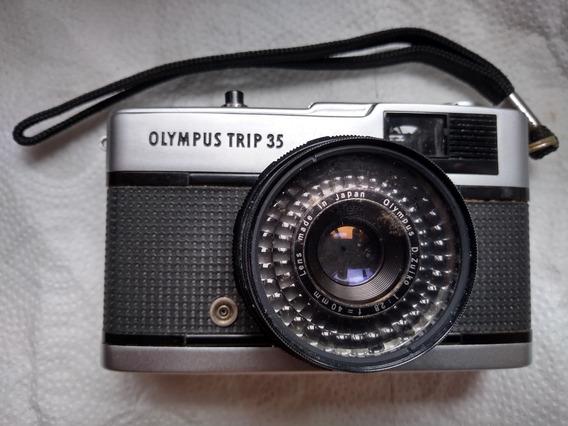 Câmera Analógica Olympus Trip 35