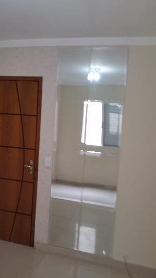 Apartamento Em Jardim Triângulo, Ferraz De Vasconcelos/sp De 48m² 2 Quartos À Venda Por R$ 169.900,00 - Ap328462