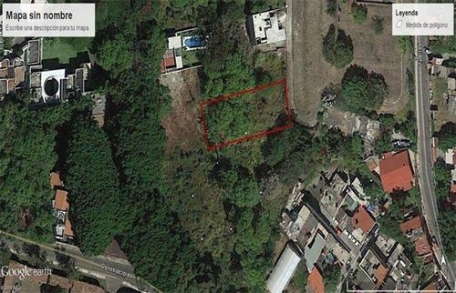 Terreno Urbano En La Pradera / Cuernavaca - Roq-625-tu