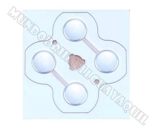 Imagen 1 de 4 de New 3ds Y New 3ds Xl D-pad Metálico De Botones