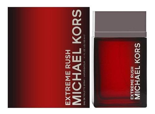 Imagen 1 de 1 de Michael Kors Extreme Rush Edt 120ml / Prestige Parfums