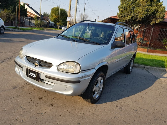 Chevrolet Corsa Wagon 2007 $260000 Excelente Permuto Financ
