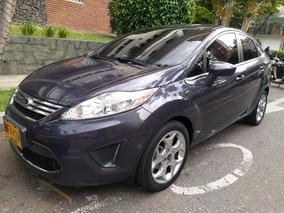 Ford Fiesta Se 2012 Automatico Cc 1.6 Perfecto Estado