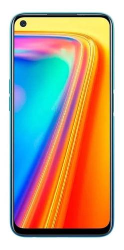 Celular Smartphone Realme 7 128gb Azul - Dual Chip