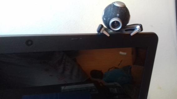 Webcam Usb E Microfone