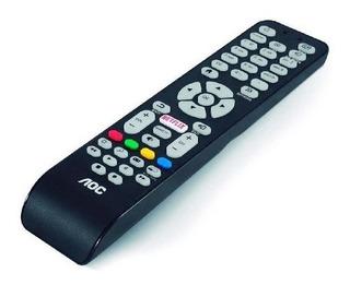 Control Remoto Led Aoc Smart Netflix