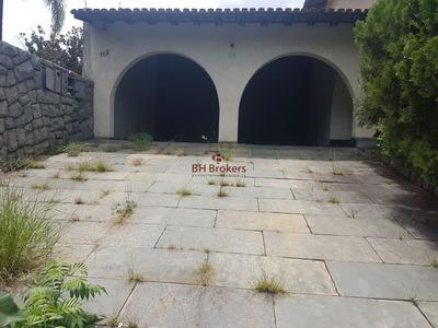 Casa Com 4 Quartos Para Comprar No Cidade Jardim Em Belo Horizonte/mg - 15109
