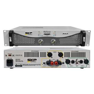 Skp Max 720 Amplificador De Potencia 350w+350w Rms 4 Ohms