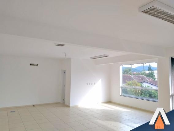 Sala Comercial No Centro De Pomerode - Sa00438 - 33980170