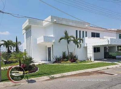 Casa Nueva En Lomas De Cocoyoc