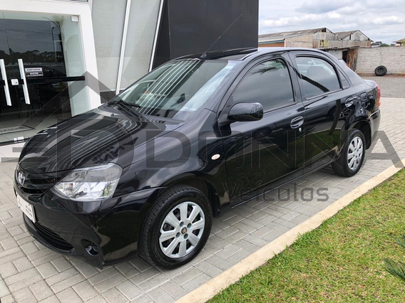 Toyota Etios - 2012 / 2013 1.5 Xs Sedan 16v Flex 4p Manual