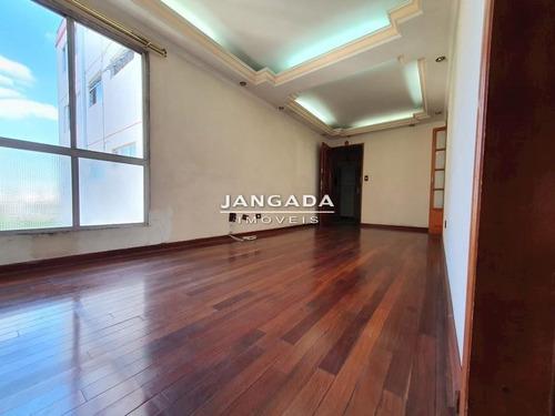 Apartamento A Venda 03 Dormitorios Com 01 Vaga De Garagem No Piratininga - 12299