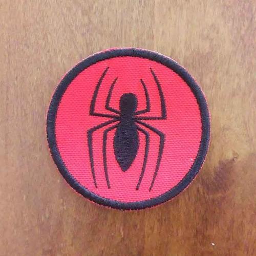 Imagen 1 de 2 de Parche, Spider-man Araña Logo Accoriginals