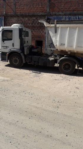 Camion Vw 17-250e Usado '08 Y Batea Salto Usada '05
