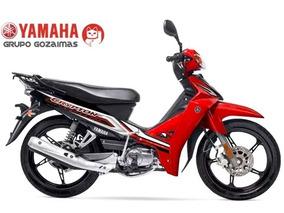 Yamaha T110 Crypton Roja