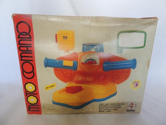 Moto Comando Mimo - Anos 90 - Na Caixa E Funcionando