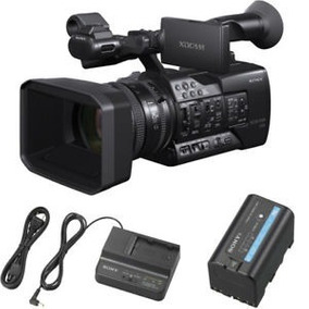 Original Sony Pxw X160 Full Hd Xdcam/profissional Semi Nova