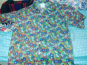 Camisa Havaiana Luau Moda Praia Tamanho Gg